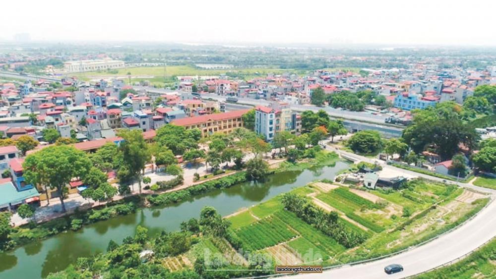 Huyện Thanh Trì: 60 năm bản lĩnh và khát vọng