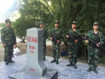 Tình quân - dân  nơi địa đầu của Tổ quốc