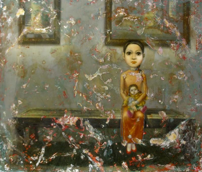 """""""Hiện thực hoàn hảo"""": Sự lên ngôi của chất liệu epoxy trong mỹ thuật"""