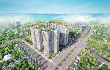 Bất động sản quận Hai Bà Trưng 'nóng' cùng tiến độ xây dựng đường Vành đai 2