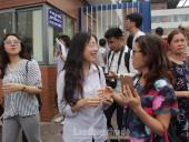 Hơn 9 trăm ngìn thí sinh bước vào kỳ thi THPT Quốc gia 2018