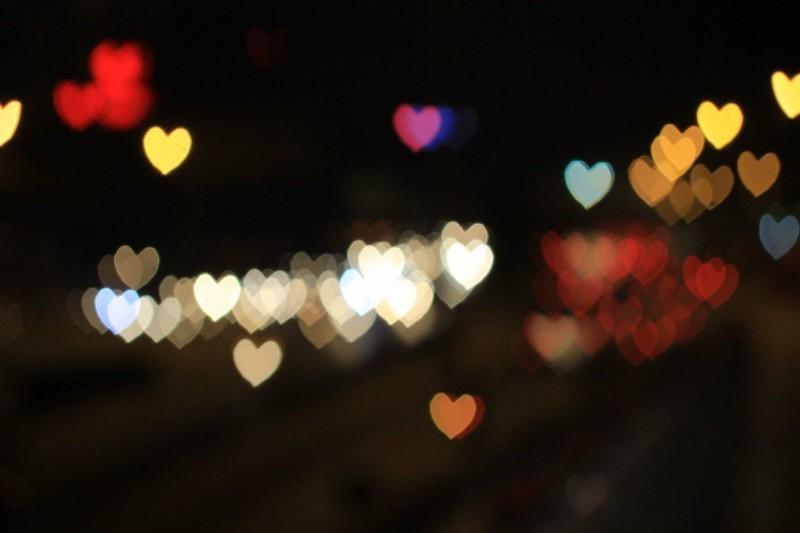 Tình yêu có hình tròn, bạn tin không?