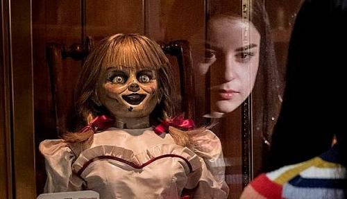 Búp bê Annabelle đã sẵn sàng hù dọa khán giả
