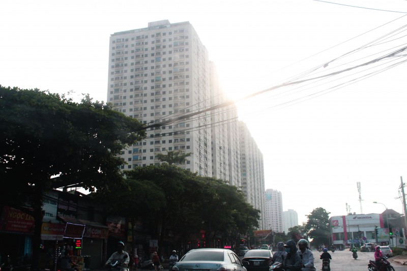 Đề nghị Thành phố có ý kiến chỉ đạo dứt điểm đối với khu đô thị Đại Thanh