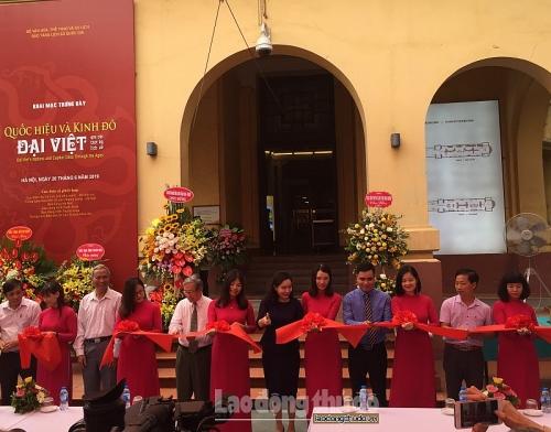 Quốc hiệu và Kinh đô Đại Việt qua các thời kỳ lịch sử