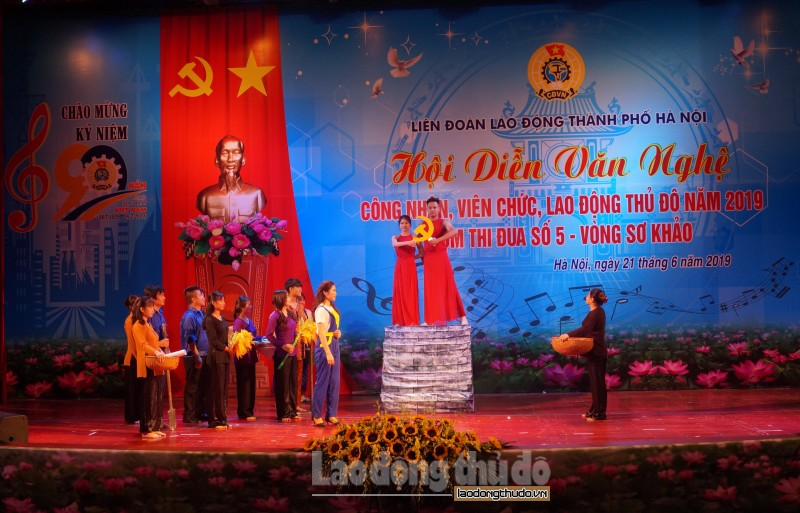 so khao hoi dien van nghe cnvcld thu do nam 2019 cum thi dua so 5