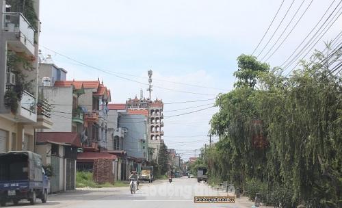 Huyện Thường Tín kiểm tra, tháo gỡ khó khăn đối với 4 xã