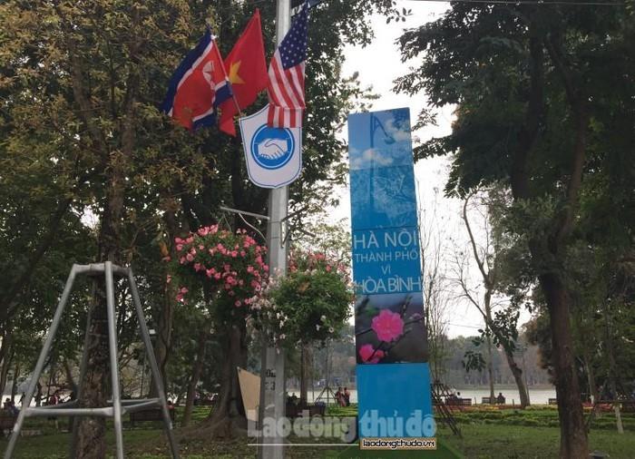 Nhiều hoạt động trong Lễ kỷ niệm 20 năm Hà Nội đón nhận danh hiệu 'Thành phố vì Hòa Bình'
