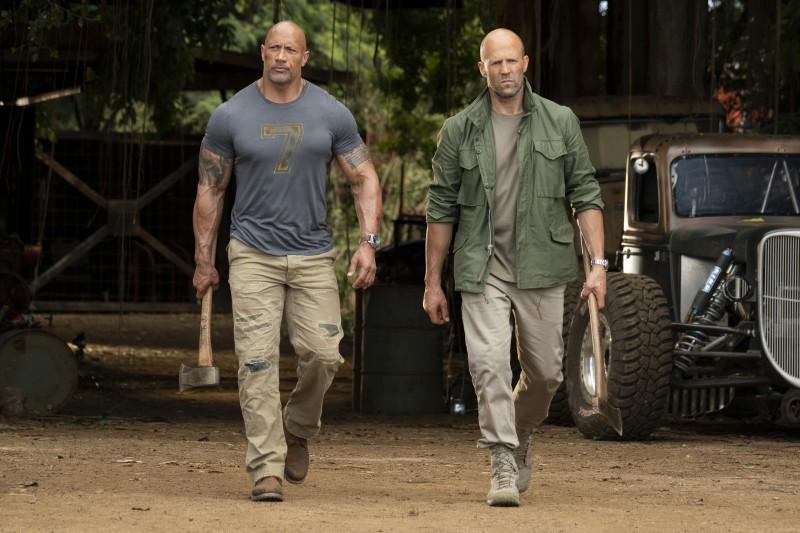 'Bom tấn' Fast & Furious: Hobbs & Shaw với những pha rượt đuổi 'điên rồ'