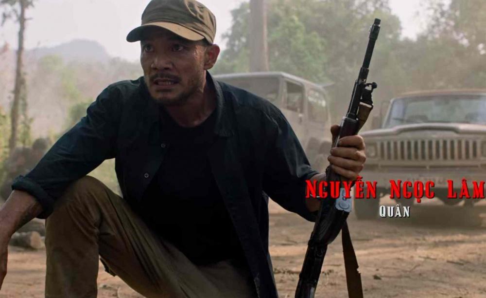 """Đạo diễn, diễn viên Nguyễn Ngọc Lâm đóng trong bom tấn Netflix """"Da 5 Bloods"""""""