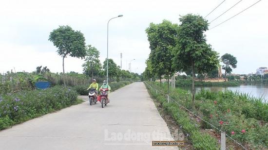 Huyện Thanh Trì đẩy mạnh tiến độ quy hoạch đô thị trước khi lên quận