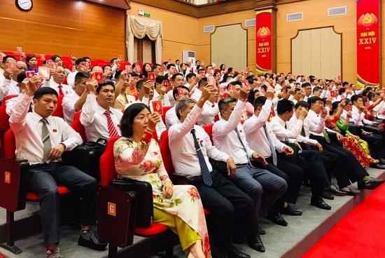 Đảng bộ huyện Thanh Trì họp phiên trù bị Đại hội Đại biểu Đảng bộ lần thứ XXIV