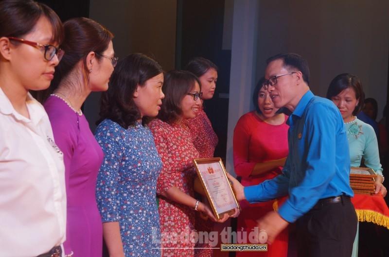 """Huyện Thanh Trì """"Nâng cao chất lượng hoạt động công đoàn cơ sở"""""""