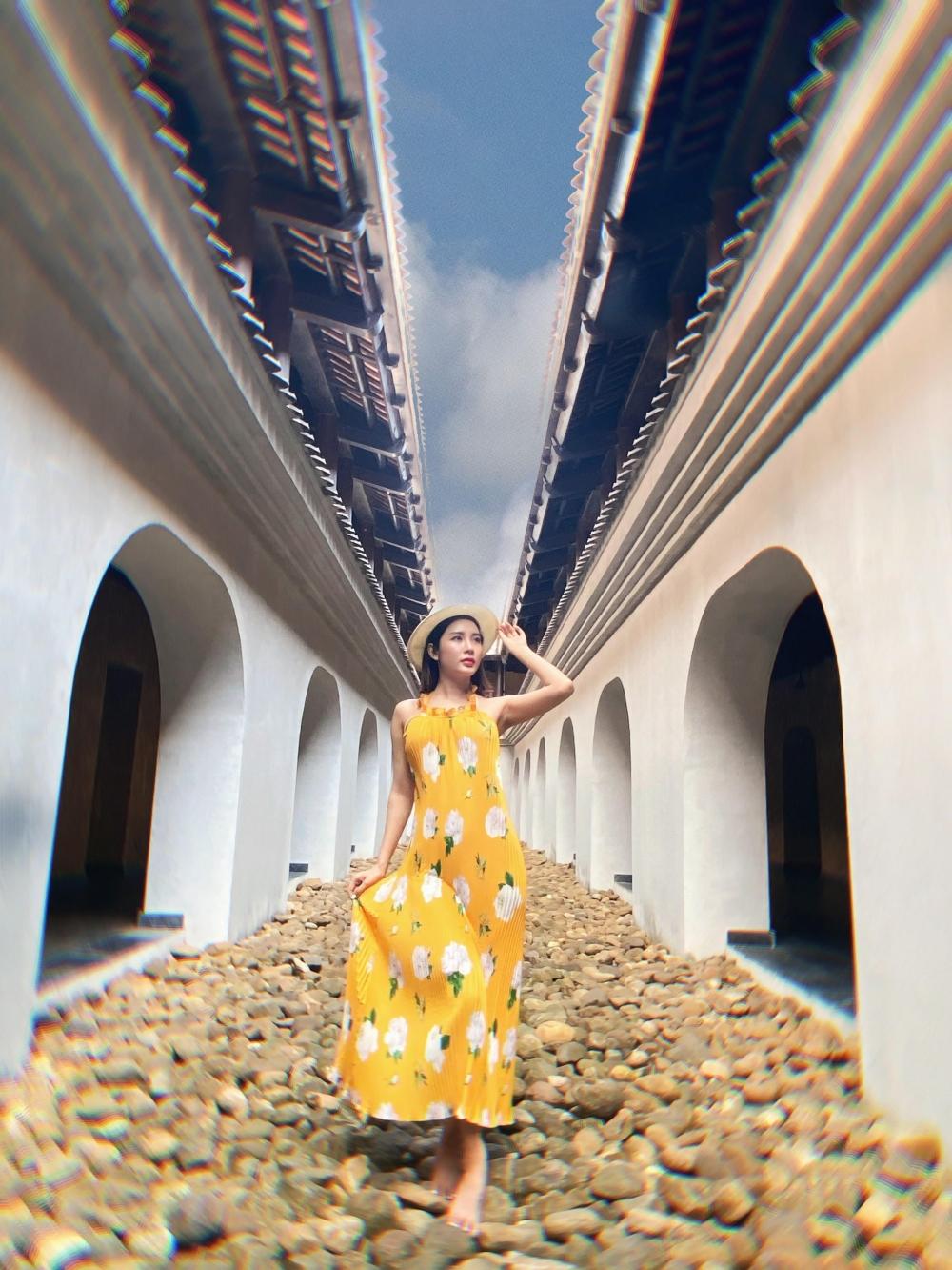 Á hậu Yan My chia sẻ kinh nghiệm du lịch dành cho người bận rộn