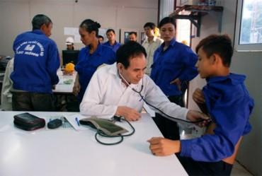 Quy định về khám sức khỏe cho người lao động