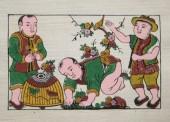 Đề nghị UNESCO đưa nghề làm tranh Đông Hồ vào danh sách di sản văn hóa phi vật thể