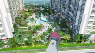 Dự án  Imperia Sky Garden: Tung 'quà khủng' ngay sau ngày ra mắt