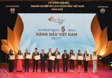 Công bố Lễ vinh danh doanh nghiệp du lịch hàng đầu Việt Nam