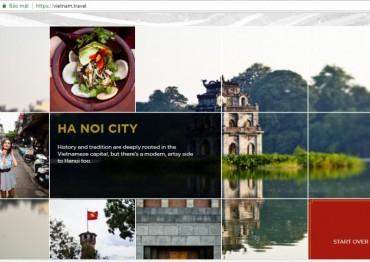 Tổng cục Du lịch chính thức đưa vào vận hành website xúc tiến du lịch quốc tế