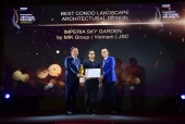 "Vì sao Imperia Sky Garden ""đốn tim"" Ban giám khảo PropertyGuru Vietnam Property Awards 2018?"