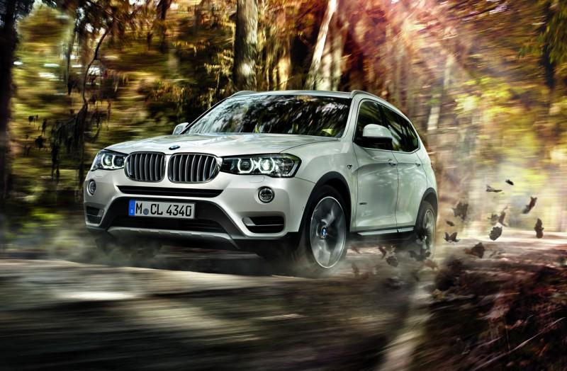 Trải nghiệm đầy phấn kích cùng các dòng xe BMW X