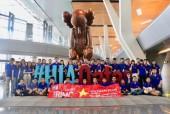 Chiến thắng vang dội tại cuộc thi Toán học quốc tế BIMC 2018 của đoàn học sinh Hà Nội - Amsterdam