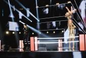 Tiết mục EDM duy nhất của đội Tóc Tiên 'đốt nóng' sân khấu The Voice