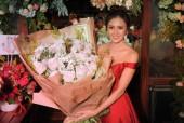Hoa khôi Hải Yến hóa công chúa cổ tích trong tiệc sinh nhật
