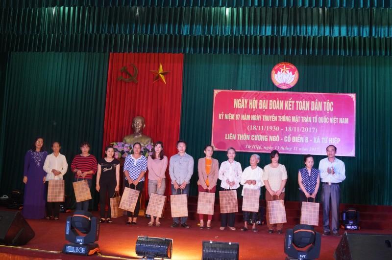 LĐLĐ huyện Thanh Trì: Làm tốt công tác an sinh
