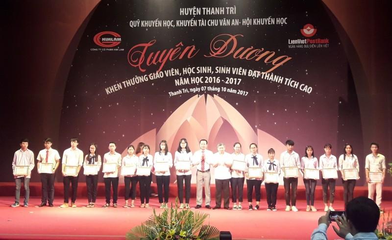 Đột phá về giáo dục nhìn từ huyện Thanh Trì