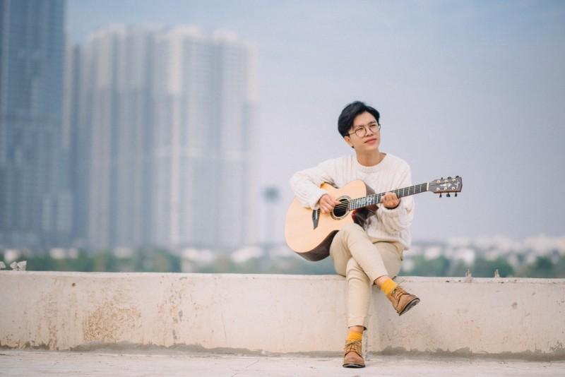 'Hoàng tử ballad' Thành Nghiệp đã trở lại với ca khúc 'Trong veo' đầy cảm xúc