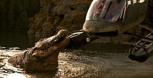 6 bộ phim về hiểm họa cá sấu đáng xem nhất trên màn ảnh