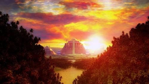 Khám phá truyền thuyết ly kì, bí ẩn về Thành phố Vàng không phải ai cũng biết
