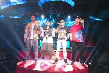King of Rap: Chính thức lộ diện 4 rapper ngồi
