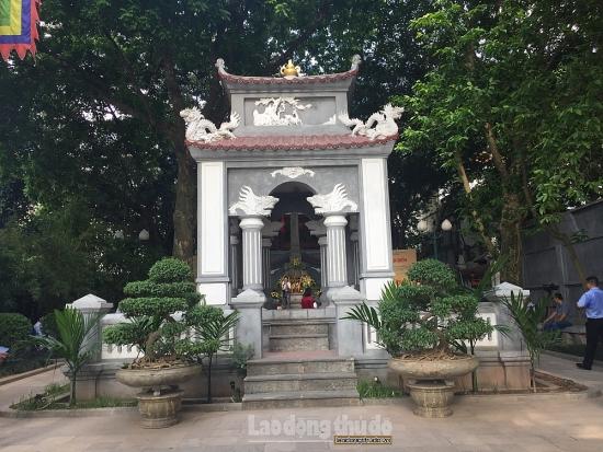 Đình Nam Hương, di tích văn hóa tuyệt đẹp bên hồ Hoàn Kiếm