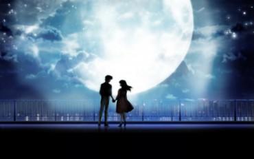 Vầng trăng hò hẹn