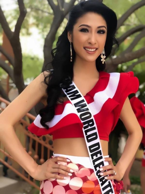 nguoi dep jennifer le dang quang mrs vietnam world 2018