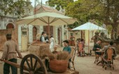 Làng quê Bắc Trung Bộ đẹp cổ kính trong phim 'Người bất tử'