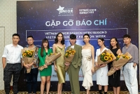 Công bố khai mạc Tuần lễ thời trang cho người mẫu chuyên nghiệp mùa đầu tiên