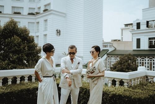 MC Huyền Châu tiếp tục khẳng định mình là một nhà thiết kế