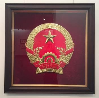 Bóng dáng Việt Nam qua những phác thảo mẫu Quốc huy