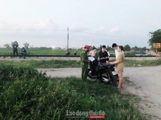 Thanh Trì: Quyết liệt trong công tác phòng, chống dịch Covid-19