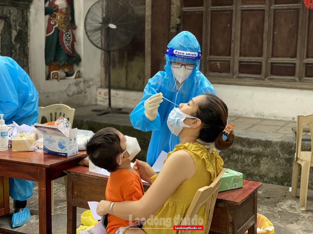 Thanh Trì sẵn sàng cơ sở vật chất cho công tác phòng, chống dịch Covid-19