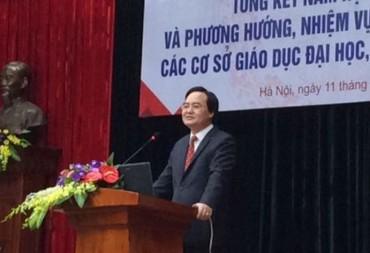 Bộ trưởng Bộ GD&ĐT chúc mừng ngành giáo dục nhân dịp khai giảng năm học mới