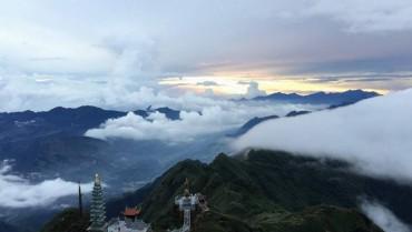 Mùa Thu kỳ ảo trên đỉnh Fanxipan