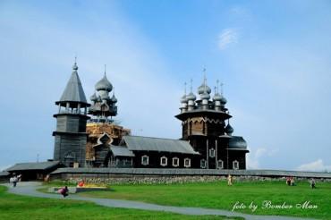 Ngất ngây trước vẻ đẹp mùa thu nước Nga bên dòng sông Volga