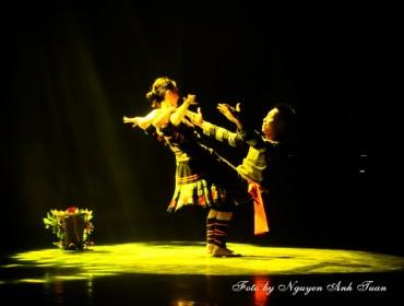 Ngôn ngữ của múa