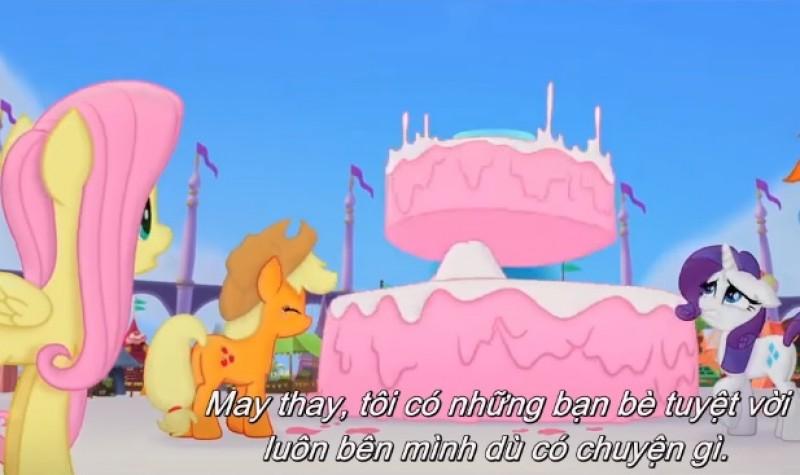 Pony bé nhỏ: Bộ phim hoạt hình đốn tim fan hâm mộ nhí