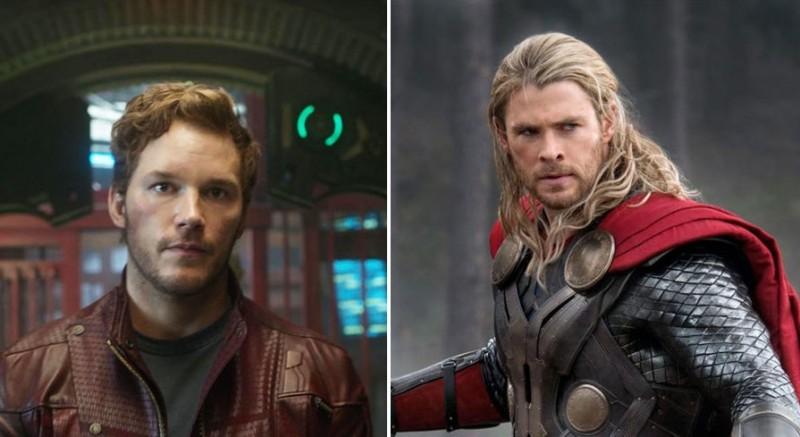 Tính cách đối lập của hai vị thần đẹp trai nhất trong phim của Marvel