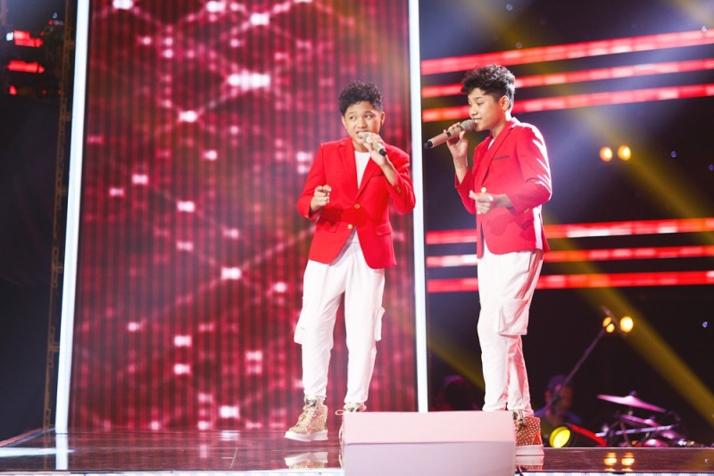 tap 1 the voice kids xuat hien hang loat thien than nhi